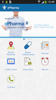 Screenshot of ePharma