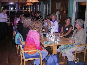 Photo: Fredag middag i restaurangen på Västerhav.
