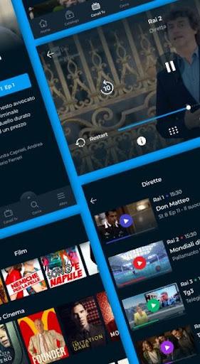 RaiPlay screenshot 2