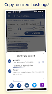 App in Tags - Best hashtags for Instagram APK for Windows Phone