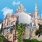 Countdown to Disney World Trip icon