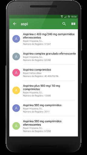 Medicamentos Screenshots 2