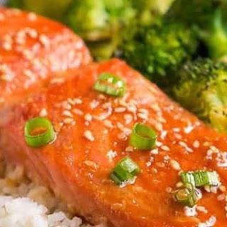 Sesame Ginger Salmon Recipe