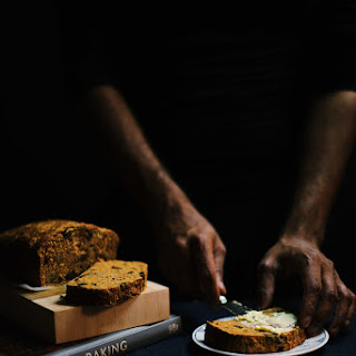 Whole Wheat Molasses Yogurt Bread With Fig And Walnuts