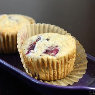 Basic Cherry Muffins Recipe