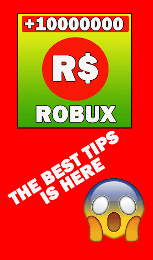The Best Way To Get Robux Get Free Robux Tips Get Robux Free 2k19 By Greatapp Pro Google Play United States Searchman App Data Information