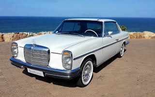 Mercedes-benz 250 Ce Coupe Rent Western Cape
