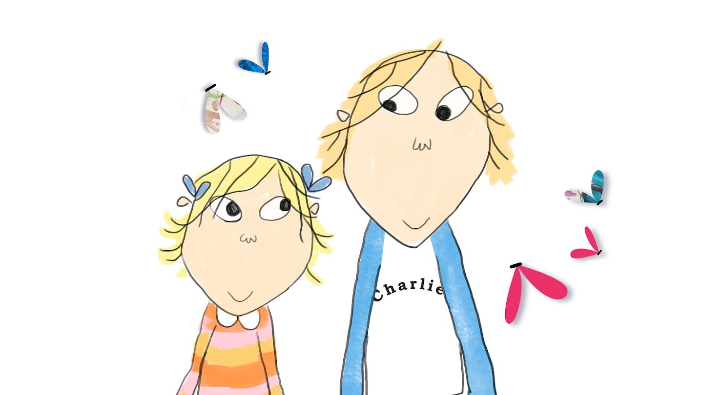 Watch Charlie and Lola live
