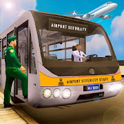 Airport Security Staff Police Bus Driver Simulator