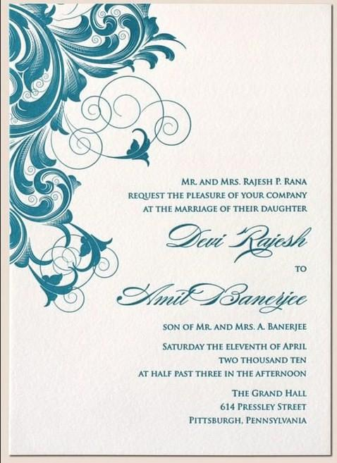 Design An Invitation Card – Invitation Card Design Wedding