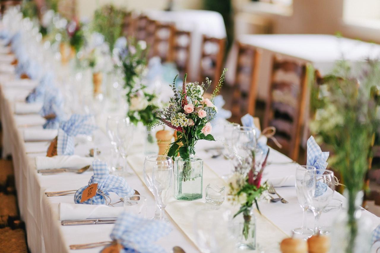 wedding rentals st George center