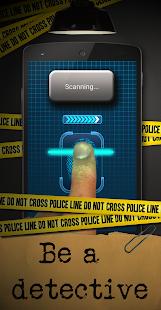 Lie Detector Simulator Prank screenshot