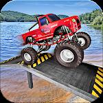 Monster Truck Stunts Racing Games 2017