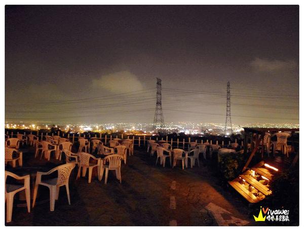 喝飲料吃鬆餅及輕食搭配美麗夜景的露天餐廳『啡文學』 景觀餐廳 推薦 約會 情侶 情人節 聚餐 美食 美景