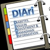 DIAri Diabetes & Insulin Adjustment (Eng Ver)