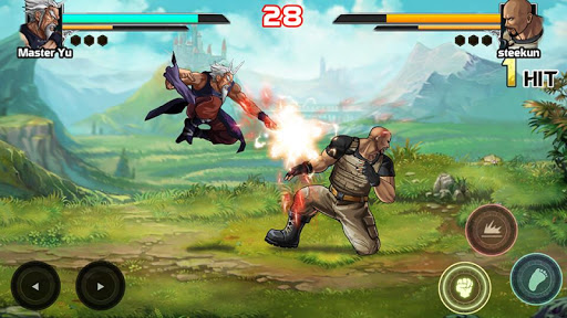 Mortal battle: Fighting games 1.8.1 screenshots 5