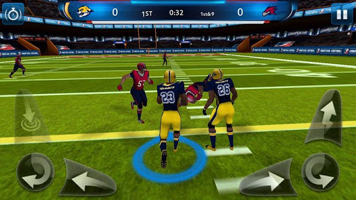 Fanatical Football screenshot 1