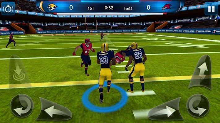 Fanatical Football - screenshot