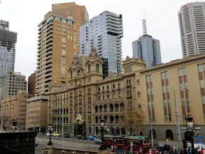 Photo: Melbourne - Spring St. (Windsor Hotel)