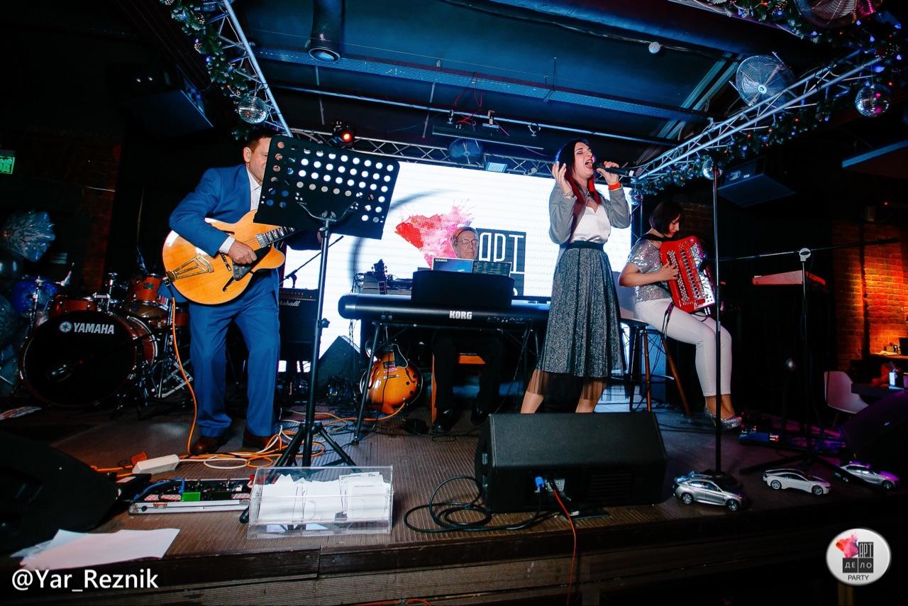 Shinkov Band в Самаре
