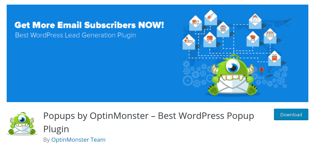 optinmonster wordpress popup plugin header
