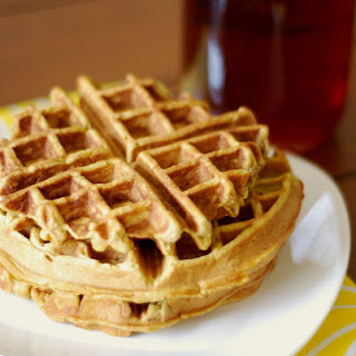Pumpkin Spice Belgian Waffles Recipes