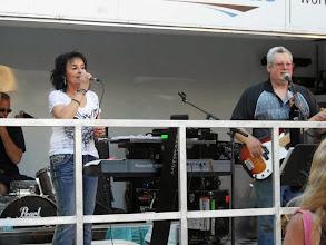 Photo: zu 100sten gabs ein Fest mit Musik und Western Parade