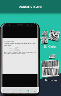 Smart Document Scanner Pdf Creator