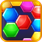 Roka Blocks Game - Fun & Hexagon Puzzle