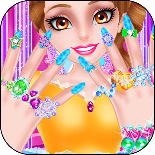 公主美甲沙龙 休閒 App LOGO-APP試玩