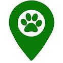 CarBurn - rideshare/carpool icon