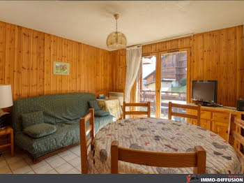 appartement à Morillon (74)
