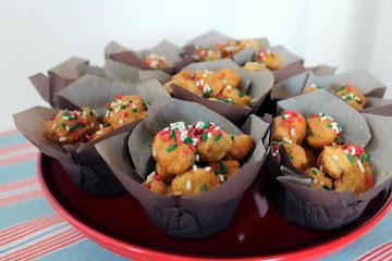 Pinulada (honey Balls) Recipe