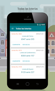 Resultado Loterias Colombia- screenshot thumbnail