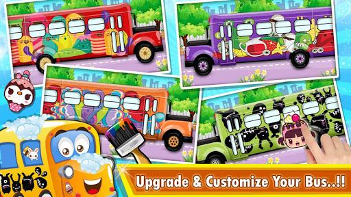 Kids School Bus Spa Simulator 1.0 screenshots 6
