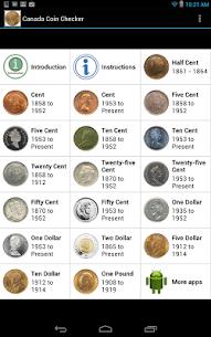 Canada Coin Checker 5