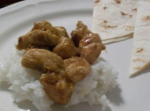 Sweet & Spicy Chicken Stir Fry