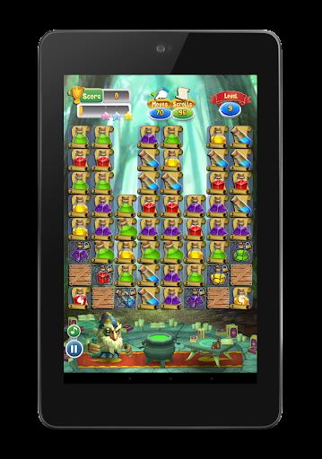 Magic Blender - Magic Potions - Match 3 apktram screenshots 18