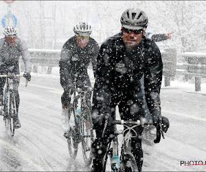 """Vansummeren komt met leuke anekdote over Boonen in sneeuweditie Milaan-Sanremo: """"Achteraf mee gelachen"""""""