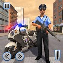 Police Moto Bike Chase icon