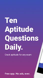 DailyPrep - Aptitude - náhled