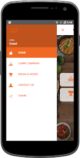 CurryCompany–Order Food Online - náhled