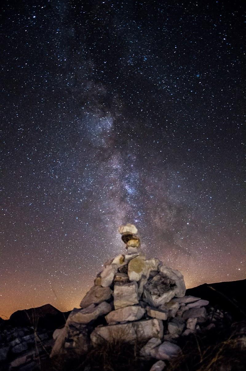 il Firmamento e la Via Lattea di MORAN12