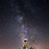 il Firmamento e la Via Lattea di