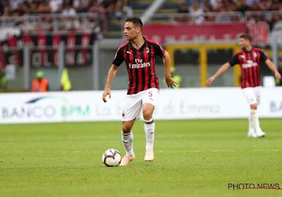 Giacomo Bonaventura quitte l'AC Milan après six années passées au club