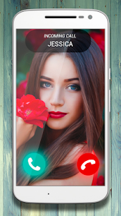 Full screen incoming caller Free - náhled