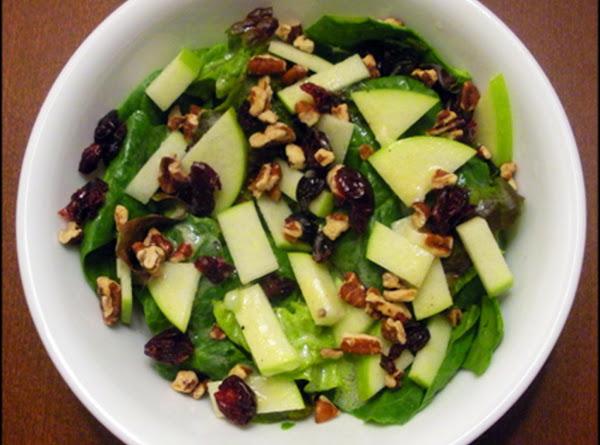 Ginger Apple Salad Recipe