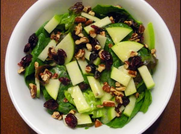 Ginger Apple Salad Recipe