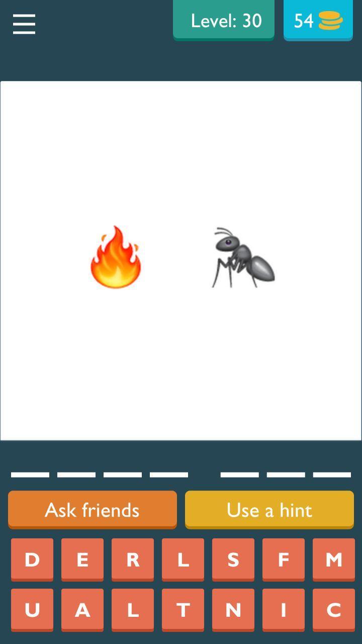 Скриншот Guess Emoji : Animals