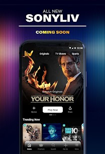 SonyLIV: Originals, Hollywood, LIVE Sport, TV Show 1